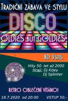 Taneční zábava ve stylu disco